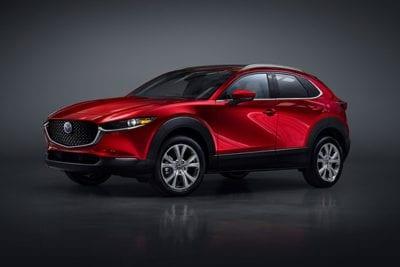 2020 Mazda CX 30