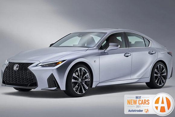 2021 Lexus