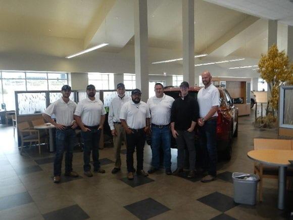 dealership sales team from a featured Autotrader dealer