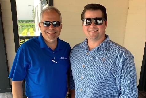 KC Gordan Digital Marketing Director - Carlotz and his local Autotrader Dealer Success Consultant